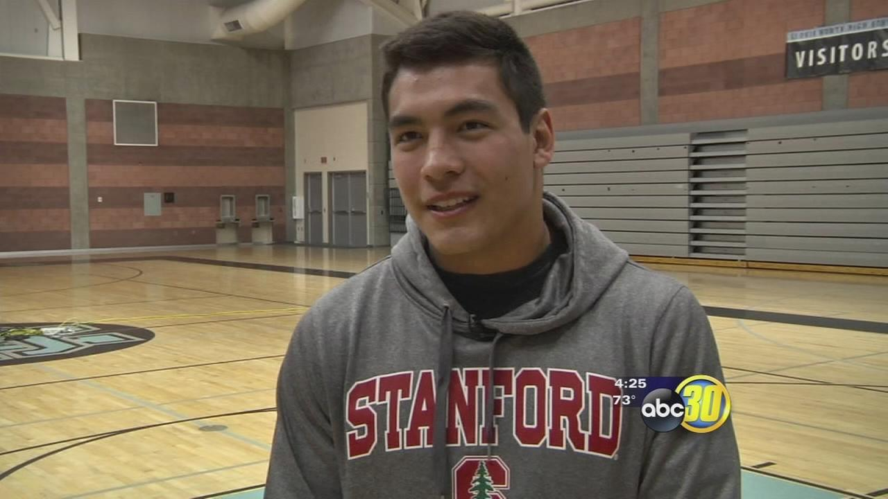 Good Sports: Clovis North High Schools Austin Flores