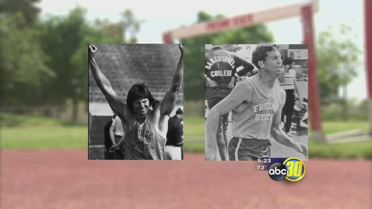 Former Bulldog and Bruce Jenner long-time competitors