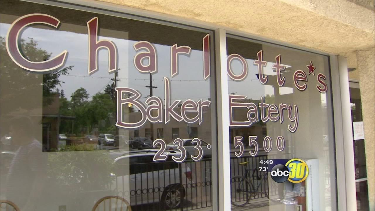 Charlottes Bakery closes its doors in Fresno