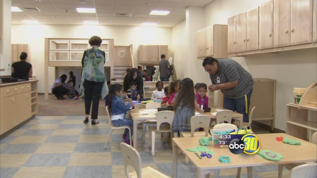 First 5 Fresno County opens Lighthouse for Children