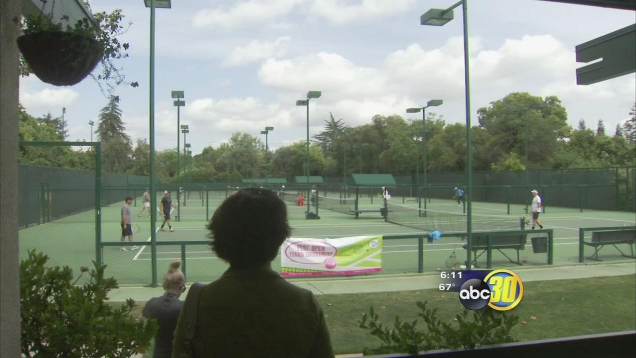 PINC tennis tournament in Fresno helps women, children
