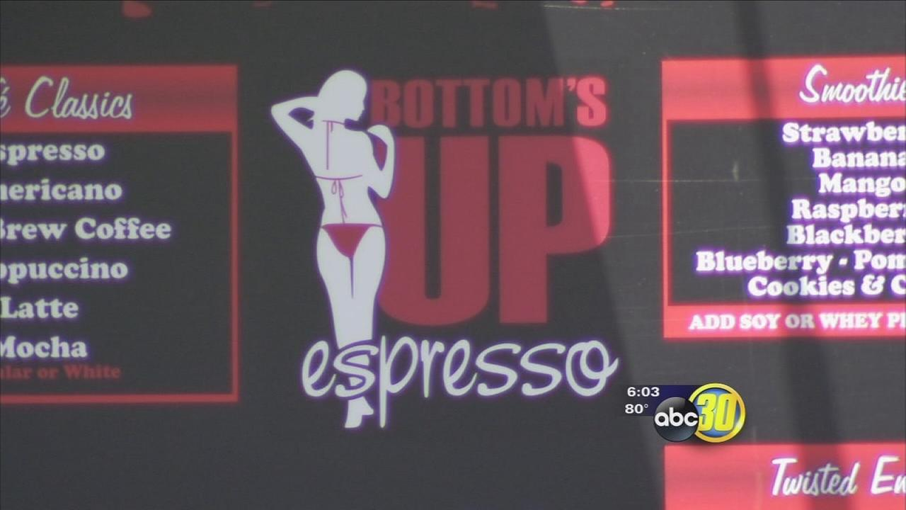 Bottoms Up coffee bar makes modest improvement