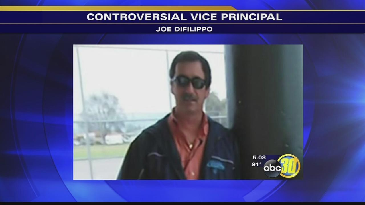 Fresno vice principal, who allegedly made racist remark, returns to work