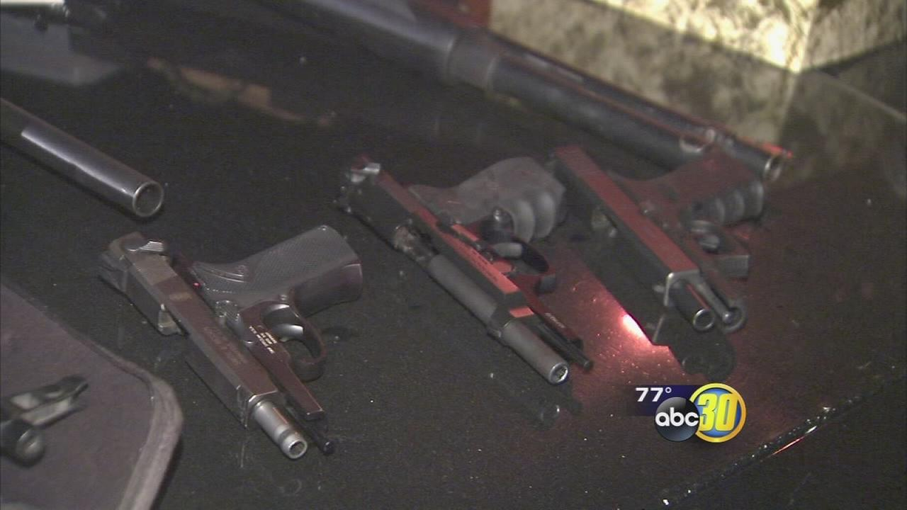 Man accused of providing guns to gang members in Fresno area