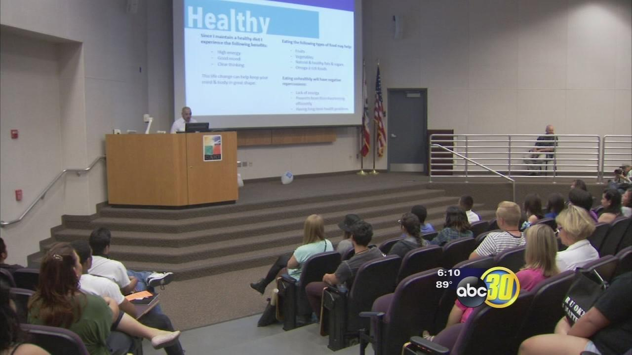 Suicide awareness, prevention discussed at youth forum in Clovis