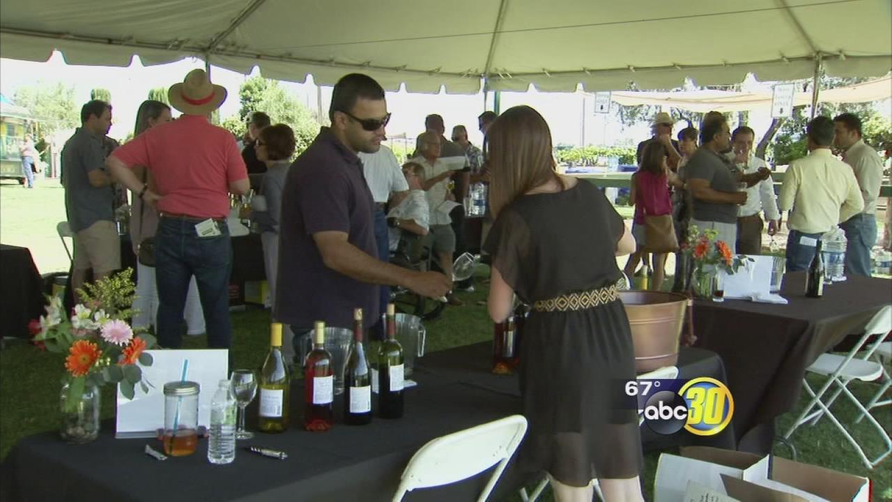Madera County event raises money for college scholarships