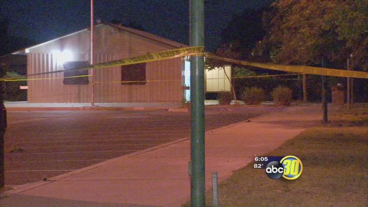 3 young men shot at Parlier park