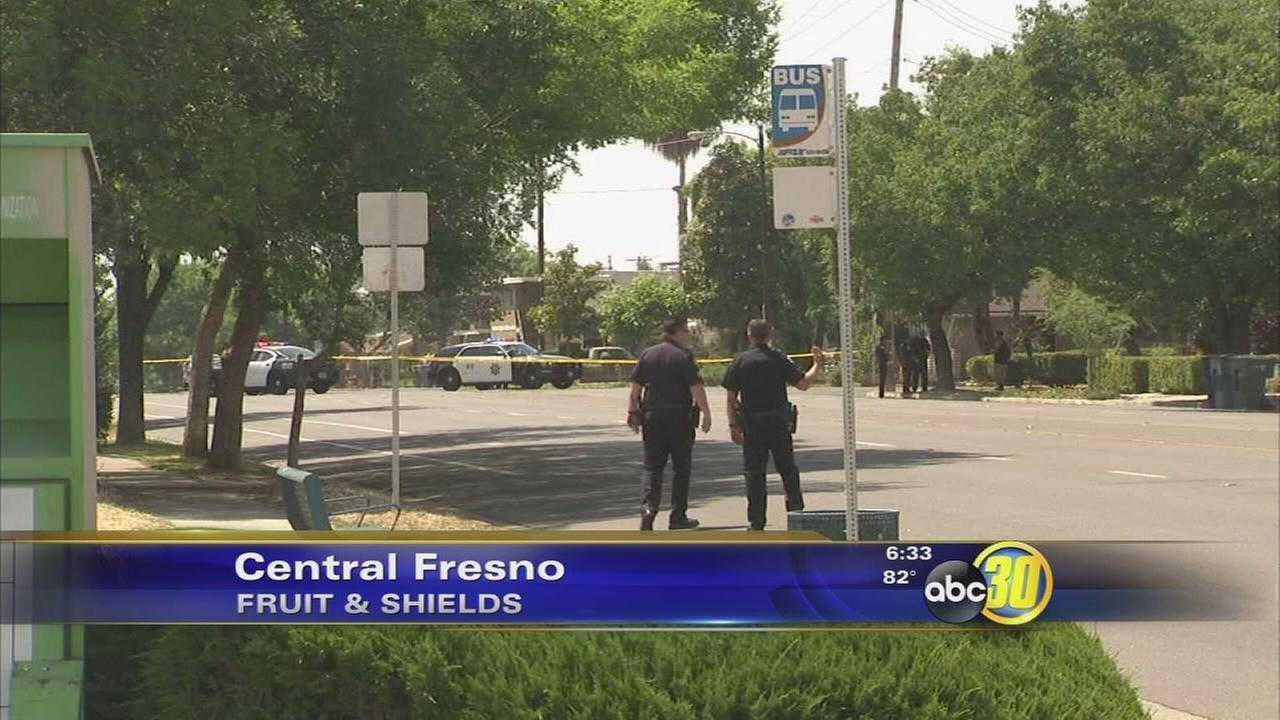 Central Fresno shooting sends man to hospital