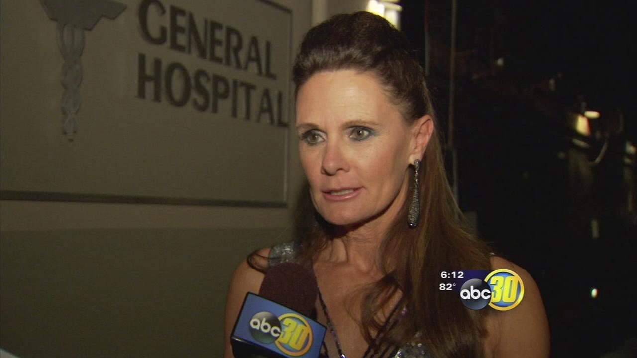 Many General Hospital stars have visited Central Valley