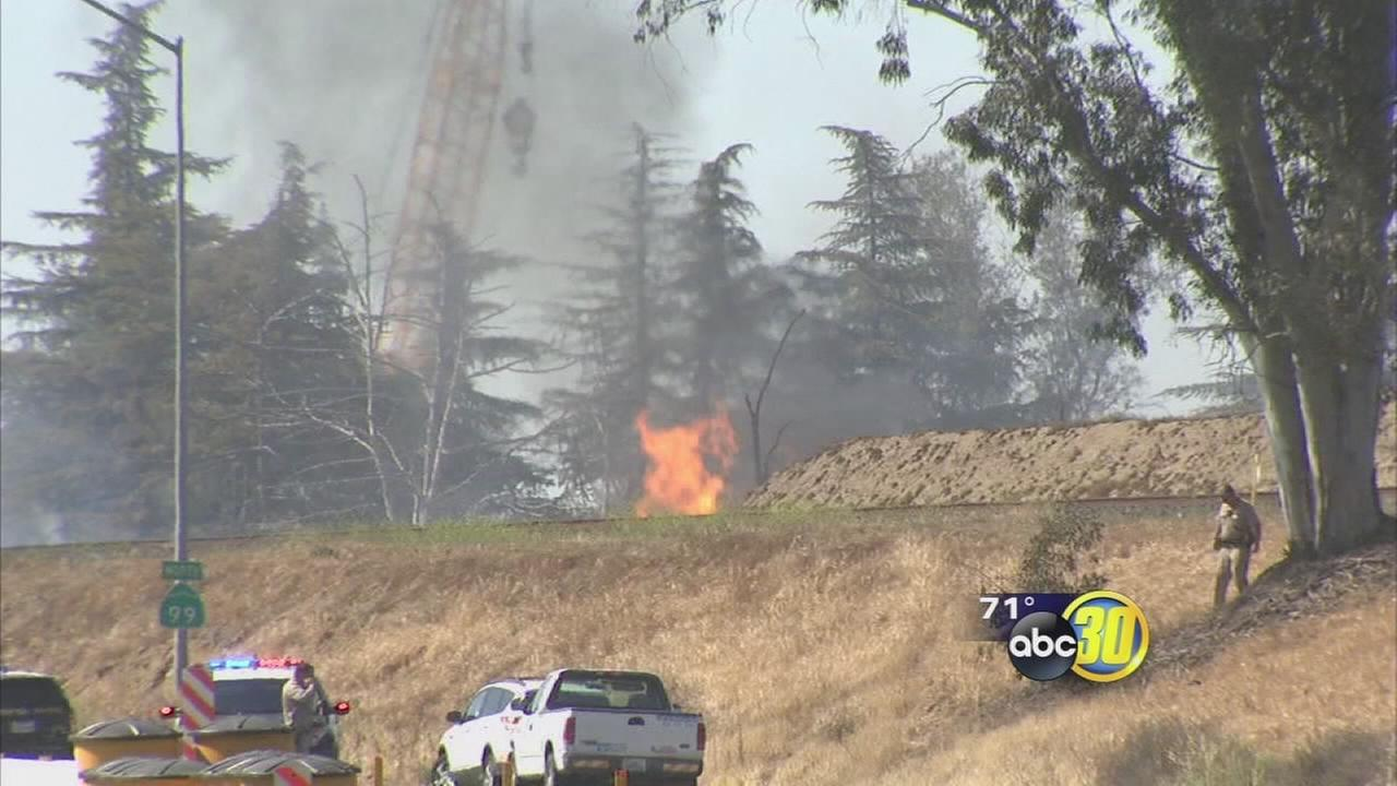 Testing postponed on Fresno PG&E pipeline that exploded