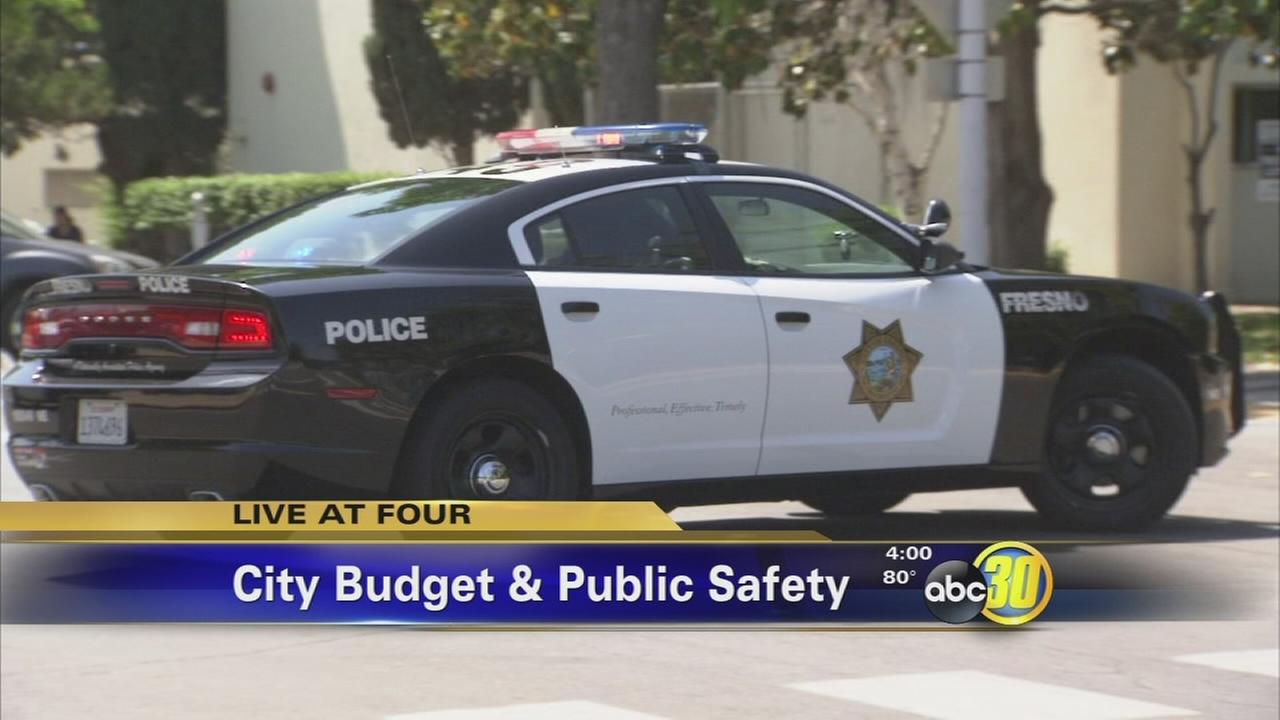 Fresnos proposed budget boosts public safety