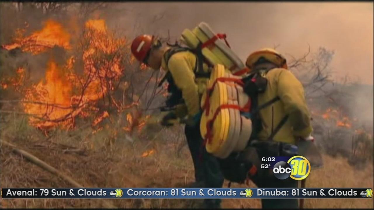 Cal Fire braces for a potentially devastating year