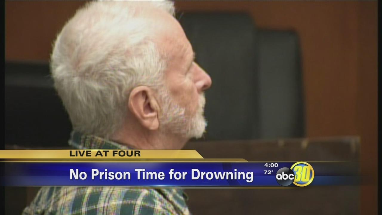 Visalia man gets 5 years probation for drowning his girlfriend
