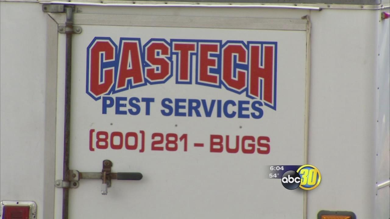 Fresno family finds DDT in apartment after botched pest control
