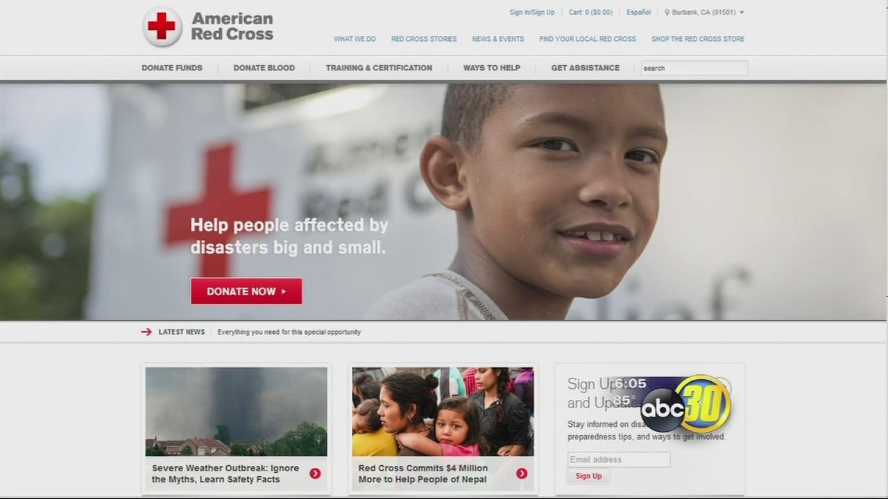 Valley Red Cross volunteers provide virtual assistance to tornado victims