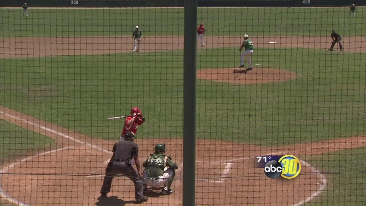 FCC baseball: Rams top Renegades 7-2, advance to NorCal Final Four