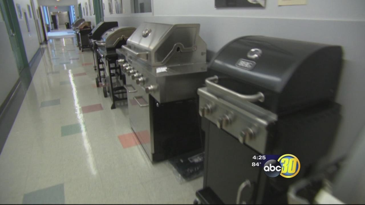 Consumer Watch: Gas grill safety risk