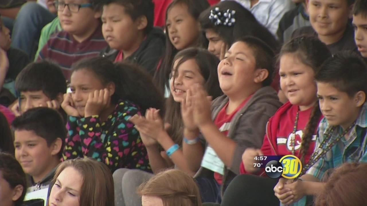 Tulare, Visalia students learning importance of Ag