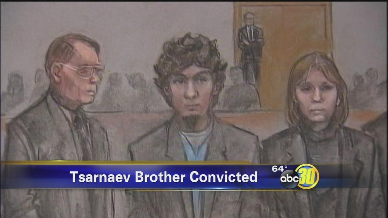 Fresno runners find closure in Boston Bomber death sentence