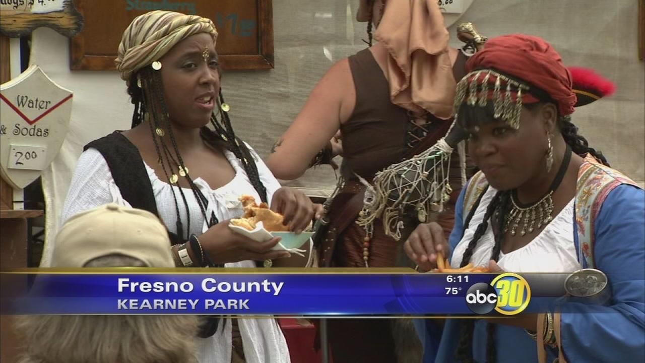 Pirate Festival invades Kearney Park