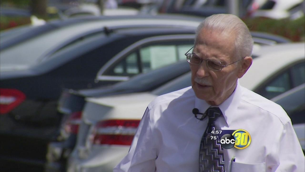Fresno man working for 50 years and counting