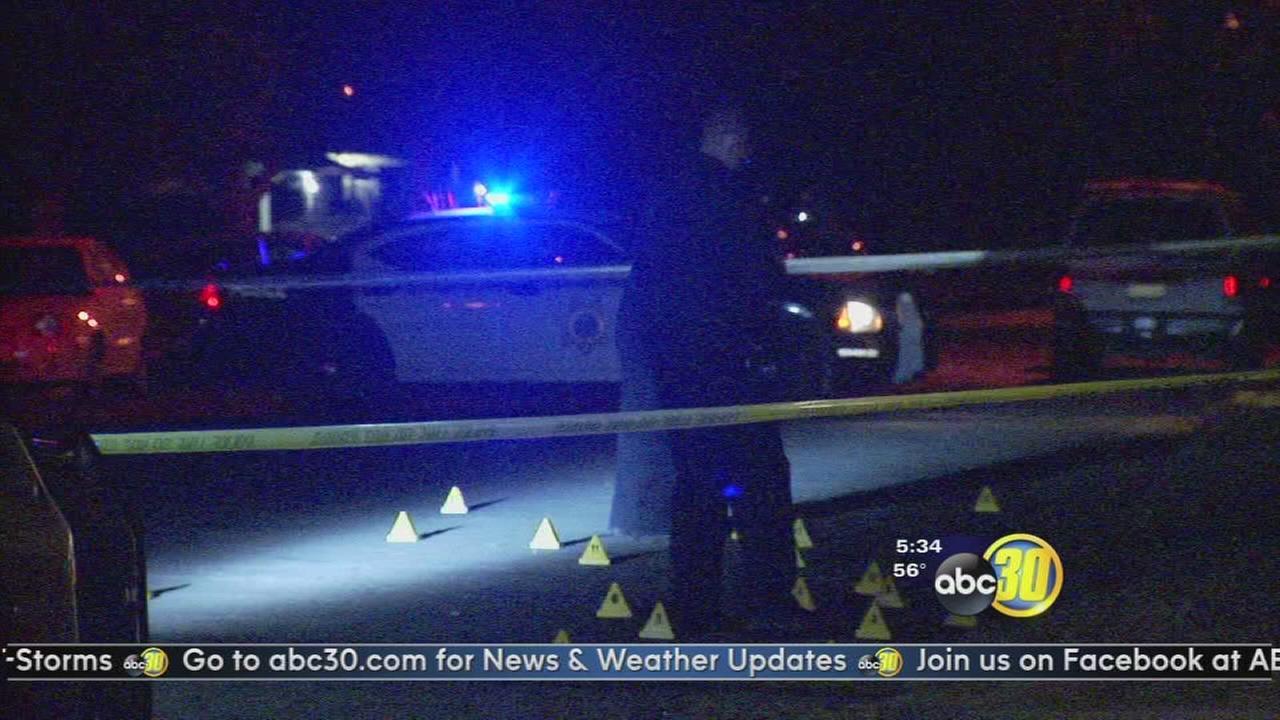 2 injured in Southwest Fresno shooting