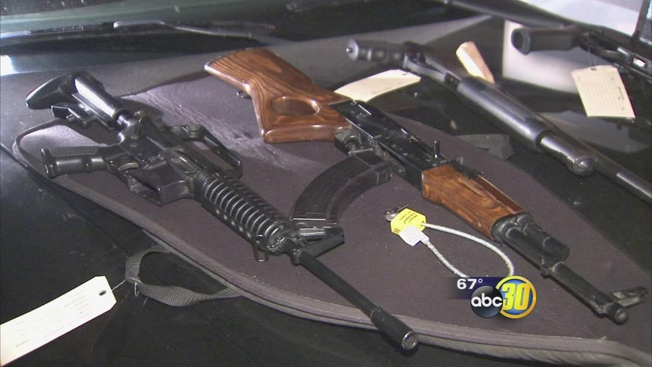 Law enforcement using social media to find illegal guns