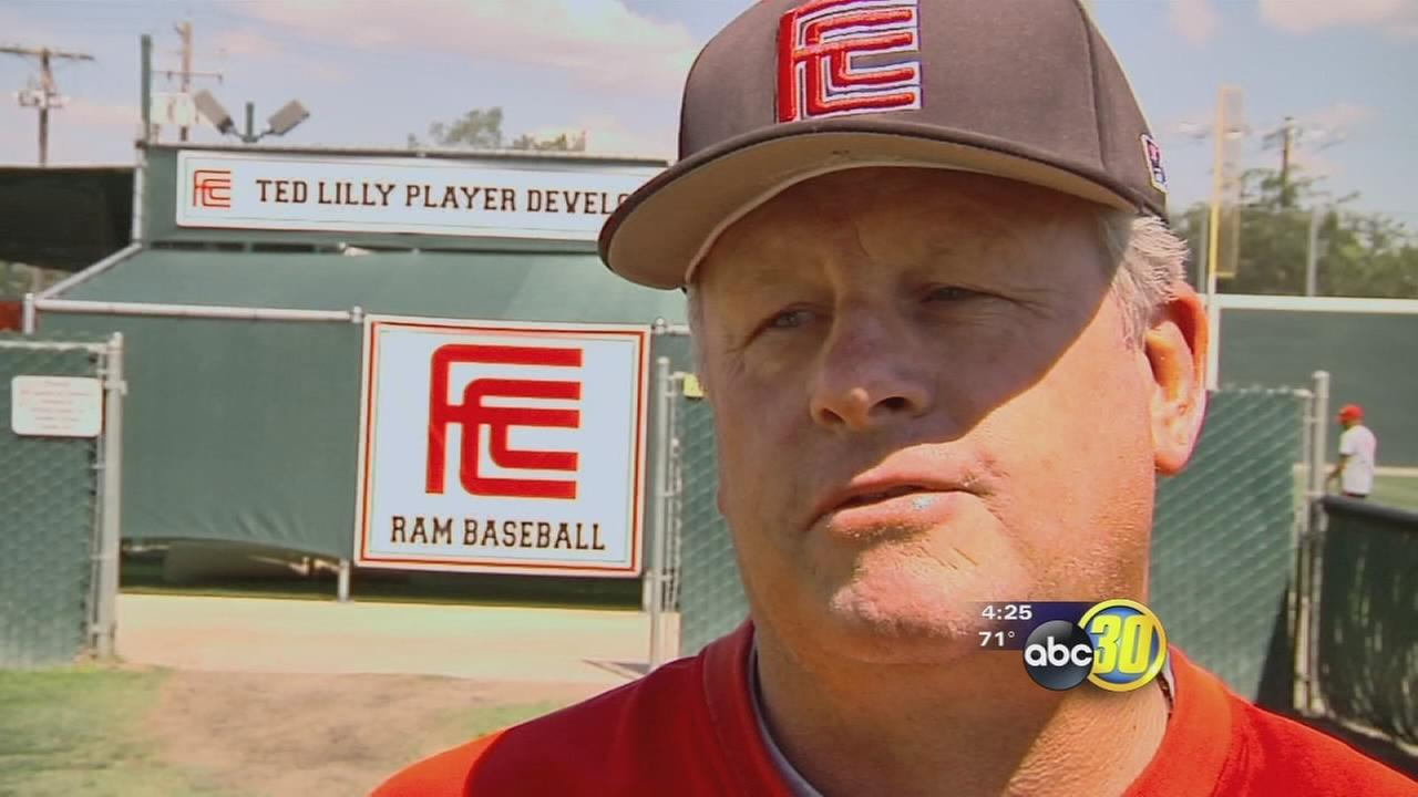 Good Sports: FCC baseball pitching coach Eric Solberg