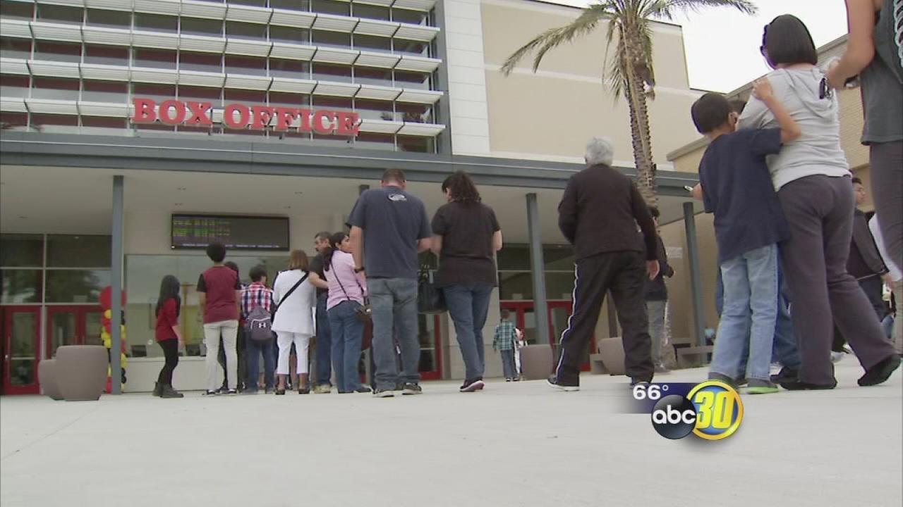 Maya Cinemas opens near Fresno State