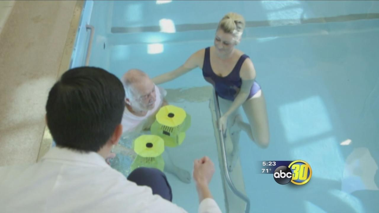 Advanced aquatic therapy pools coming to senior centers