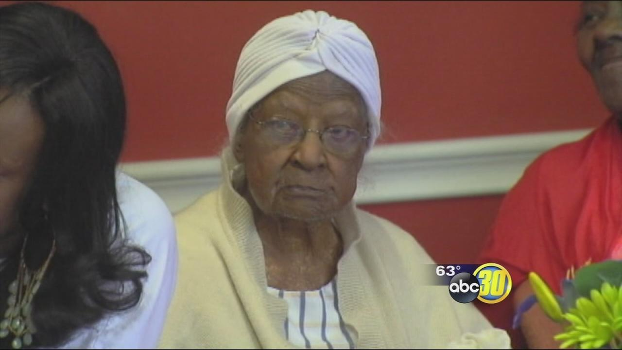 Just another birthday for Detroit-area woman -- her 116th