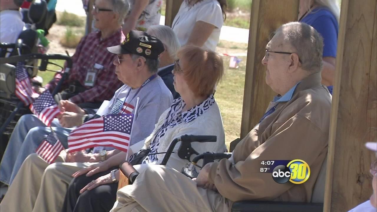Fresno Veterans Home encouraging vets to swing by for a tour