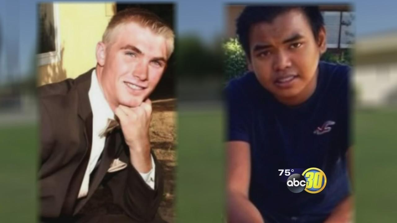Kingsburg High School teens commit suicide just days apart