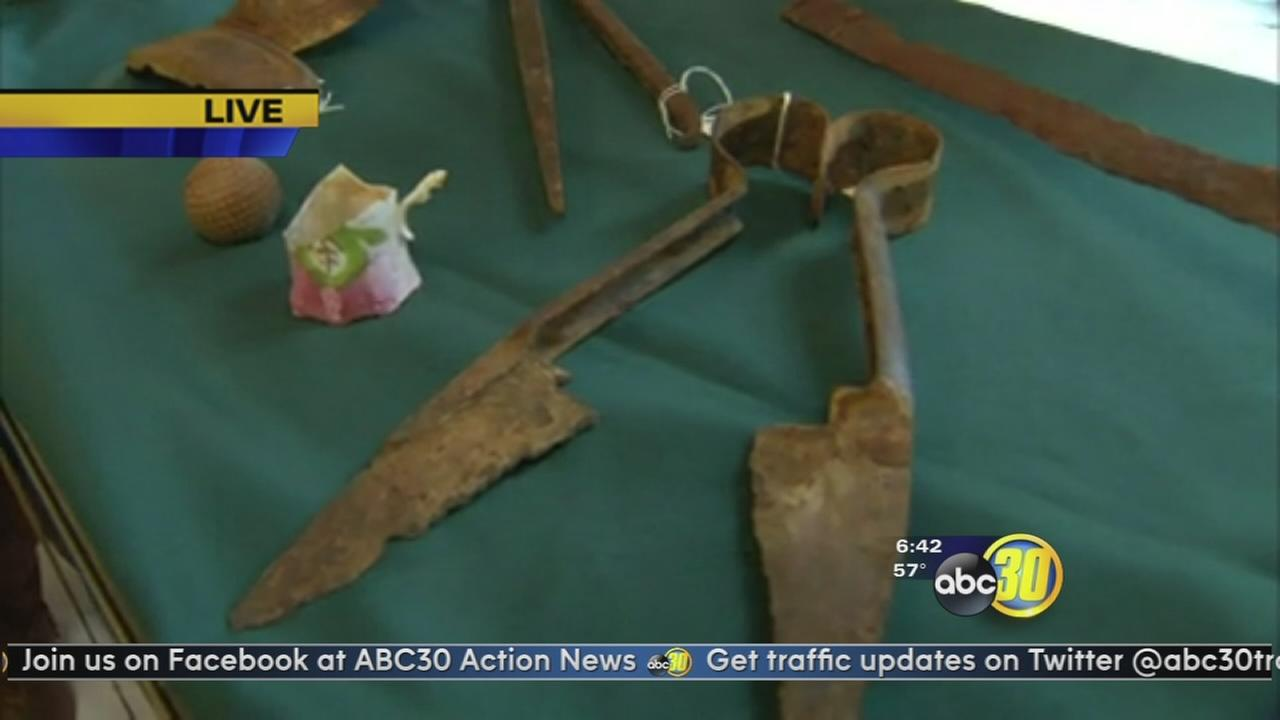 Museum to display historical items found when Shaver Lake was drained