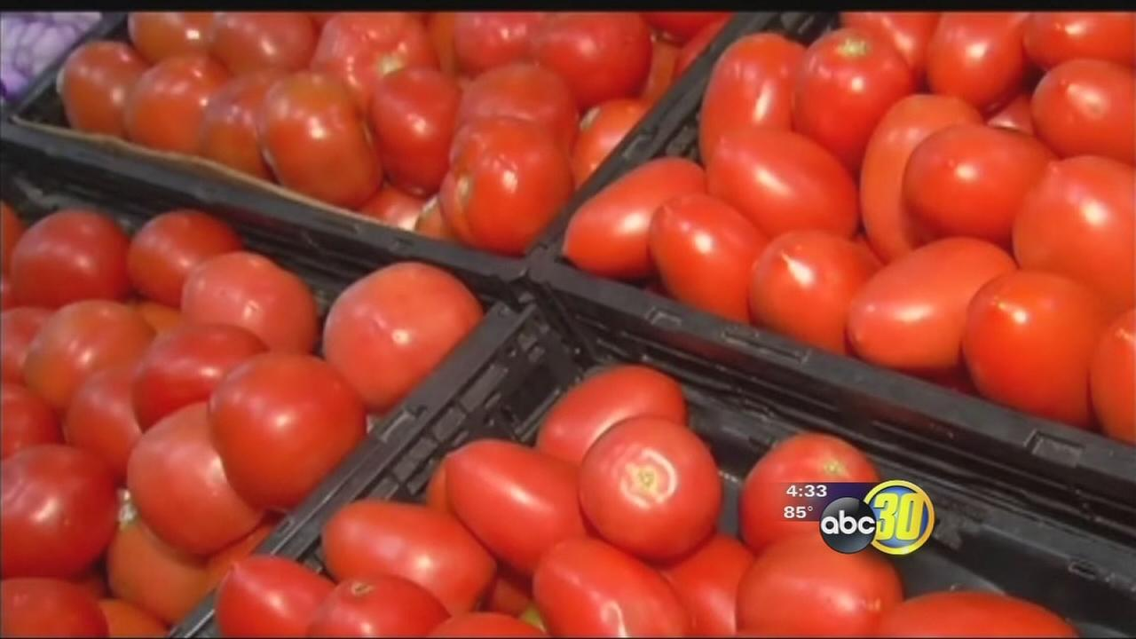 Drought may impact food prices