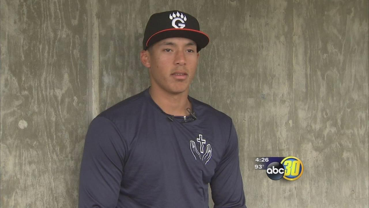 Good Sports: Fresno Grizzlies shortstop Carlos Correa