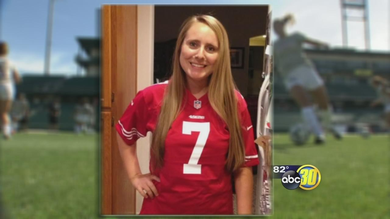 Woman killed in drunk driving accident remembered before Fresno Freeze game