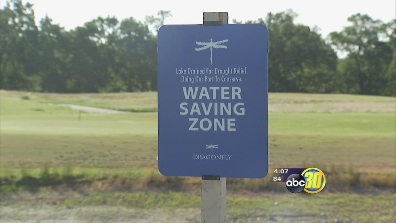 Dragonfly Golf Club in Madera County implements water saving measures