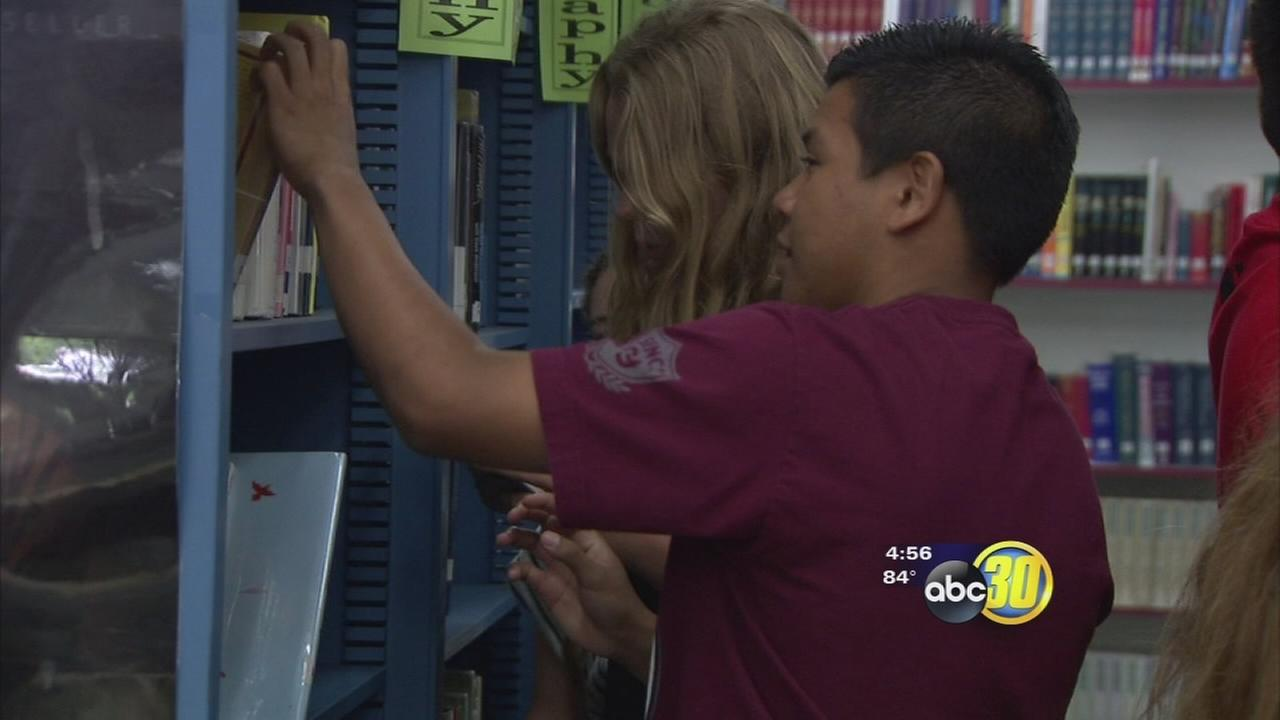 Central Unified libraries offer summer hours
