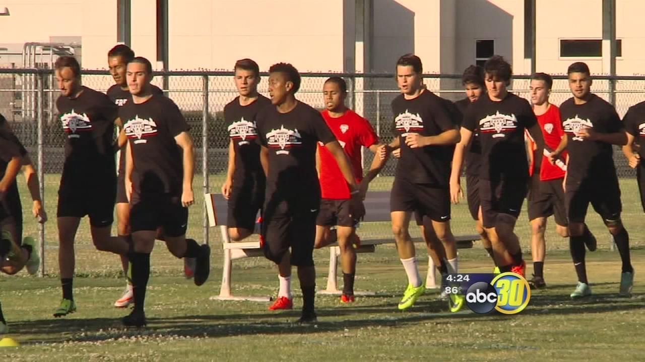 Good Sports: Fresno Fuego international players