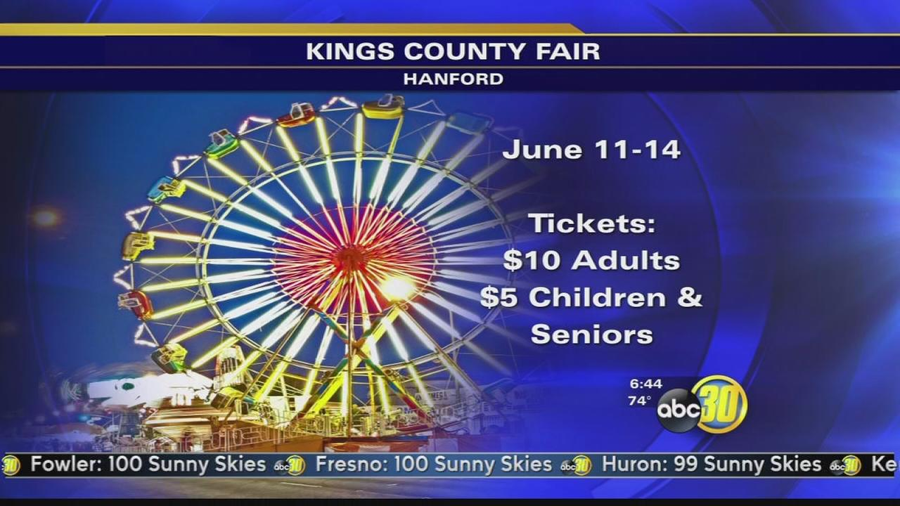 Kings County offering a lot of fun for families