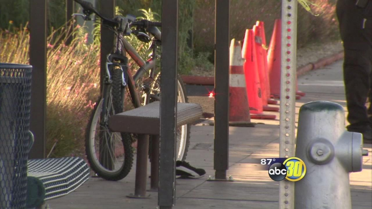 Bicycle rider killed in Fresno hit and run crash