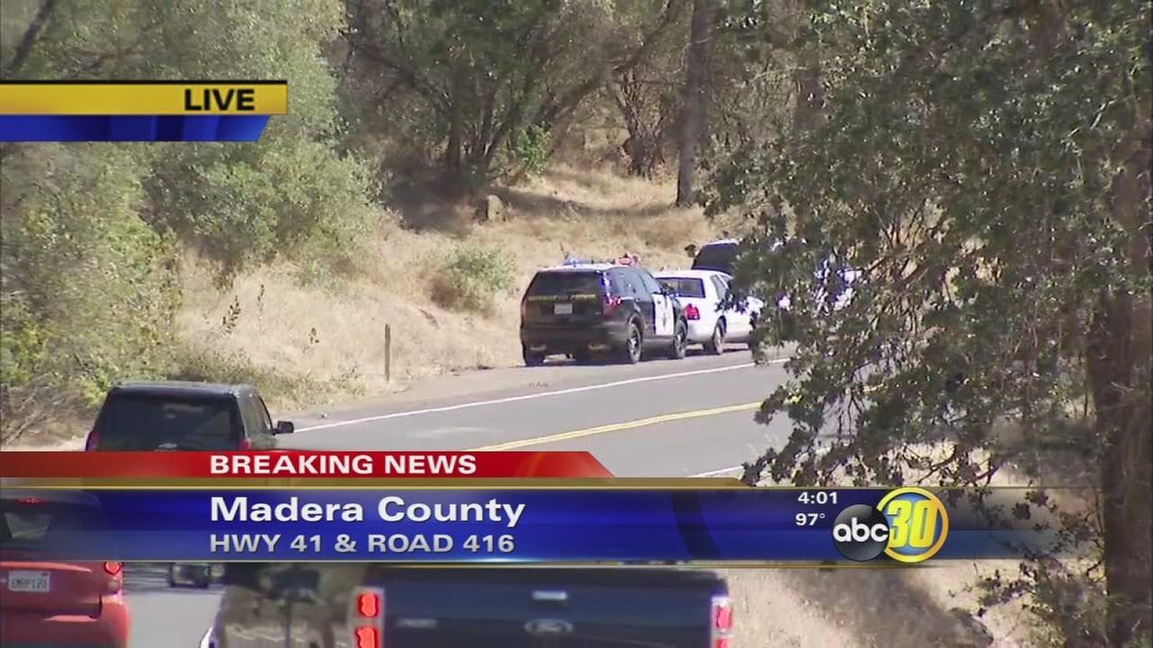 Man, 66, dies in fatal crash in Madera County