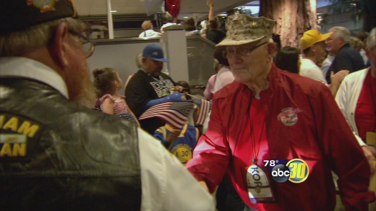 7th Central Valley Honor Flight completes mission