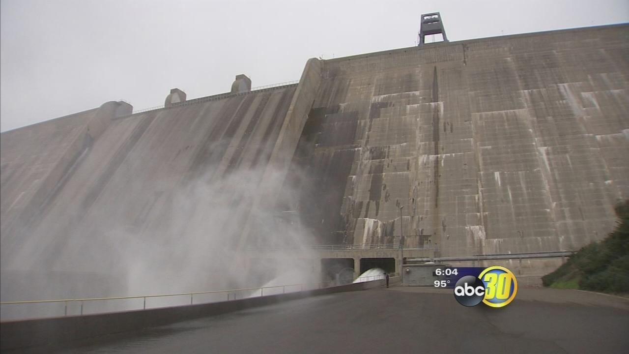Dam projects pushed by Valley congressmen