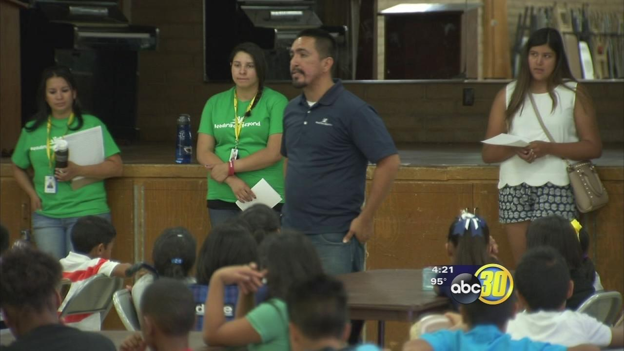 Reading and Beyond summer programs kick off in Fresno