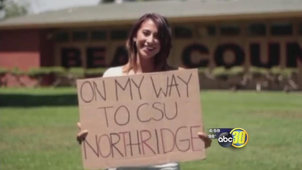 Cal State Northridge student from Merced killed by suspected drunk driver