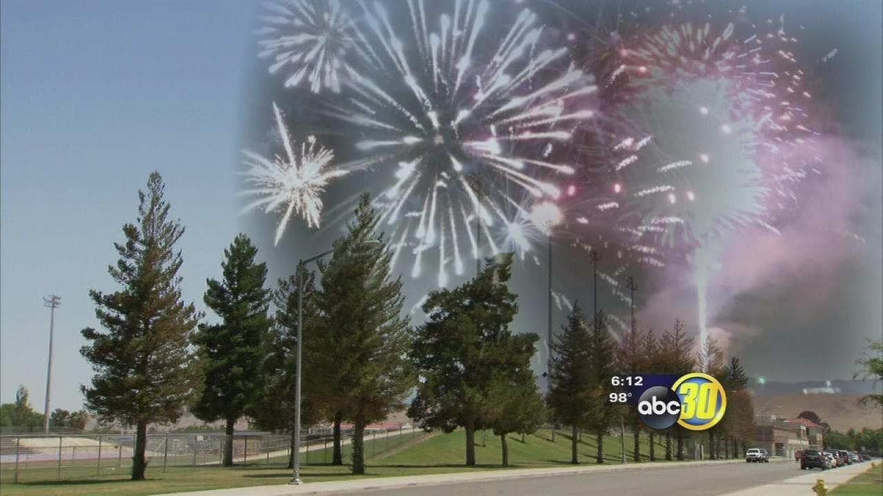 Coalinga cancels Fourth of July fireworks show to save money