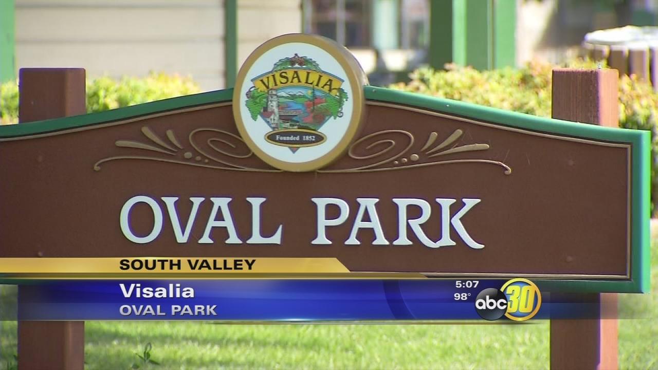 Visalias Oval Park getting a new playground