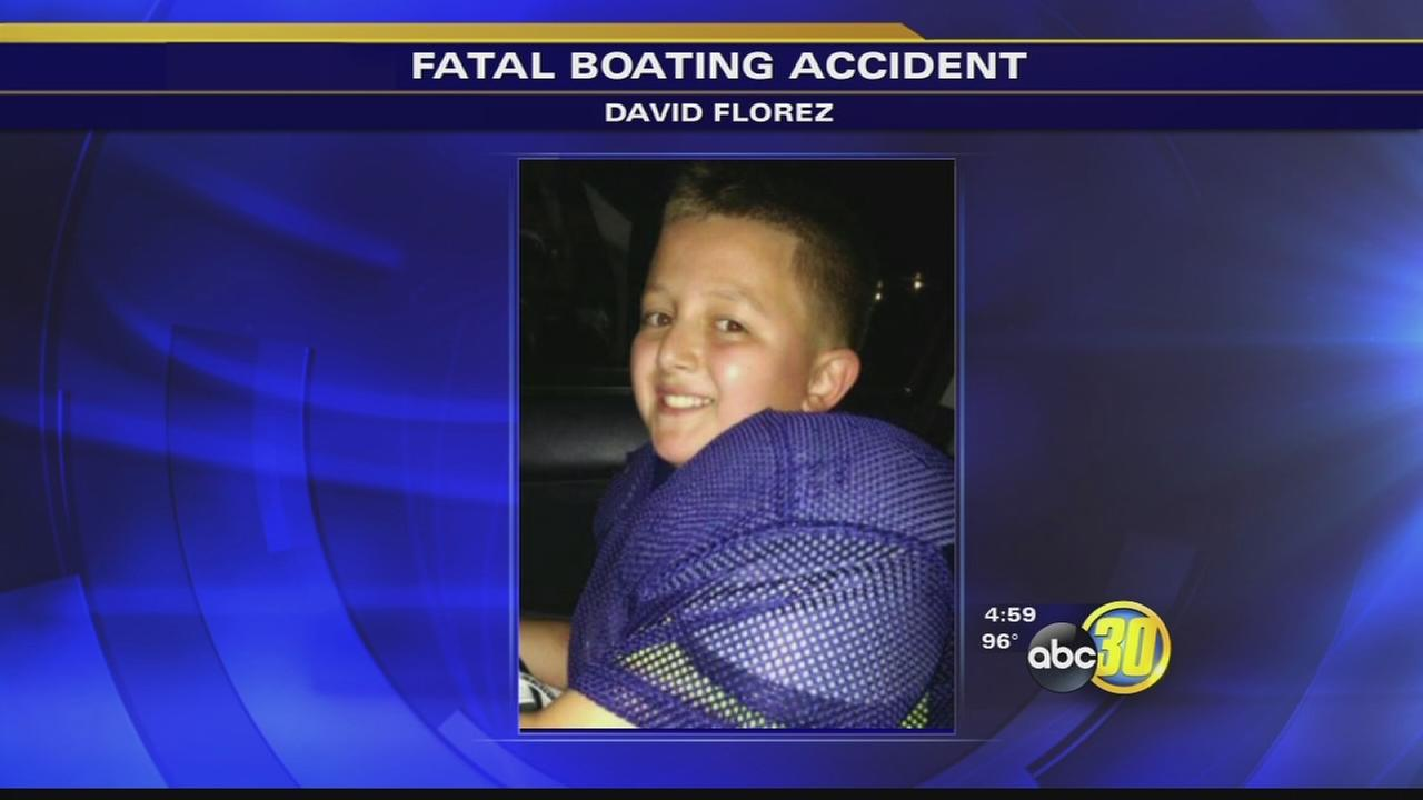 Child killed by jet ski at Bass Lake identified